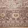 square size antique agra indian rug 41735 border Nazmiyal