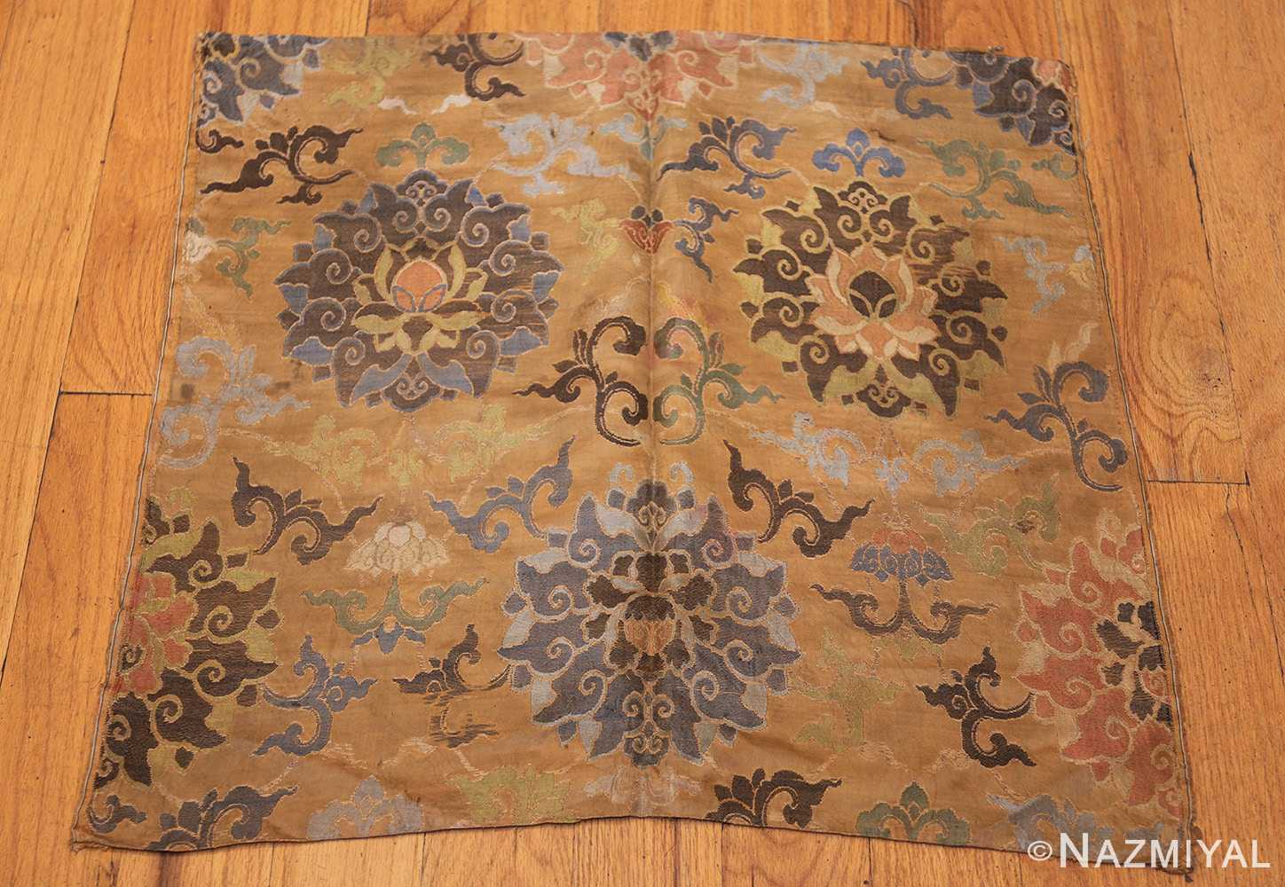 antique 17th century ming dynasty silk chinese textile 40494 whole Nazmiyal