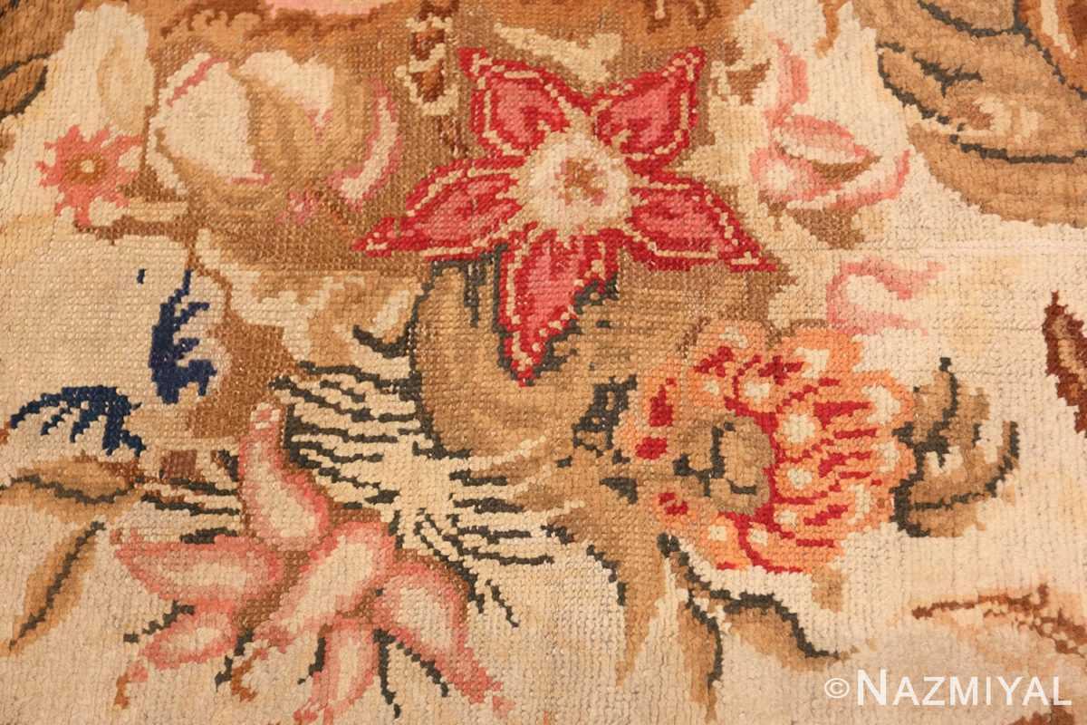 Detail English Axminter Antique rug 2891 by Nazmiyal