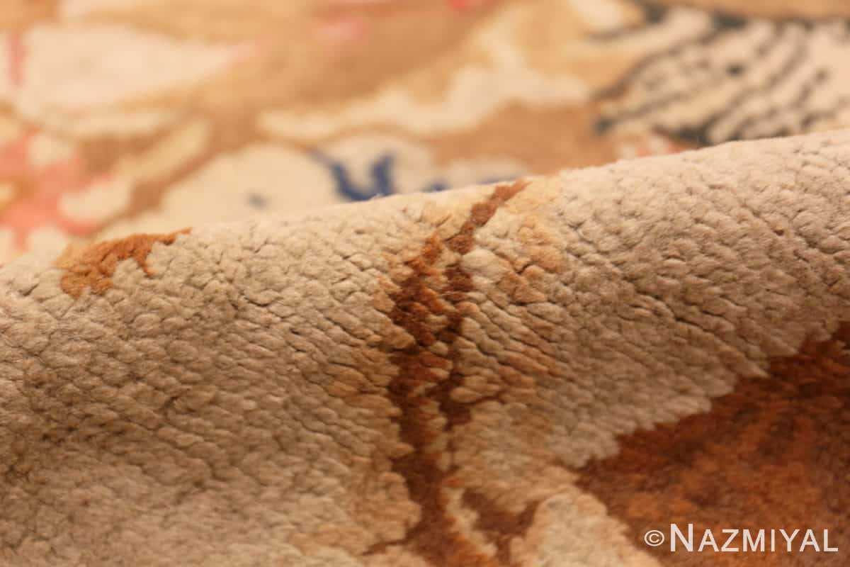 Pile English Axminter Antique rug 2891 by Nazmiyal
