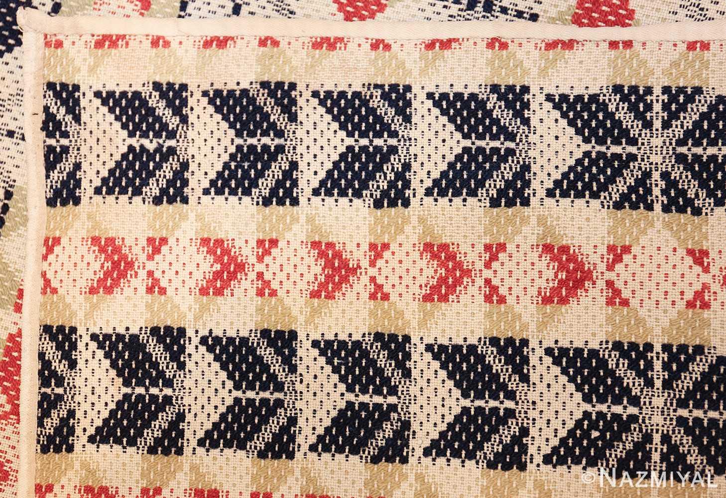 antique ingrain american rug 2628 back Nazmiyal