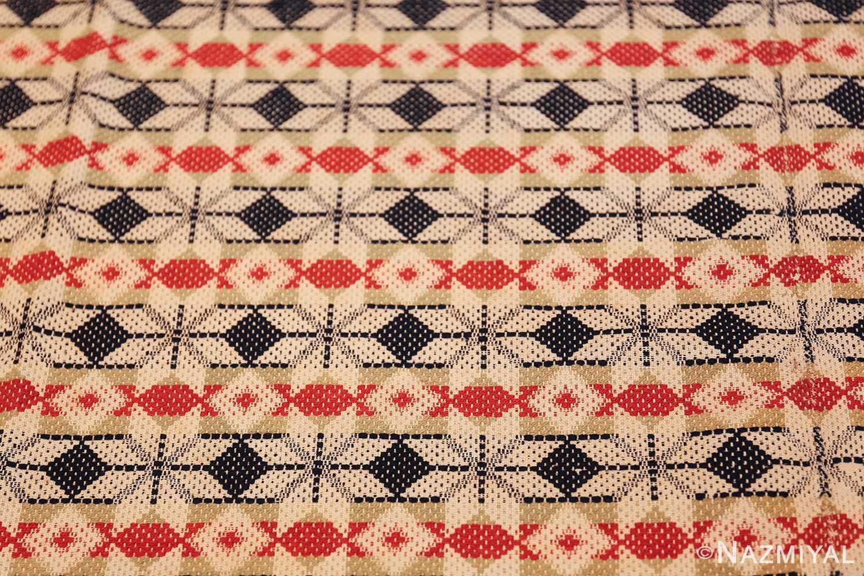 antique ingrain american rug 2628 closeup Nazmiyal