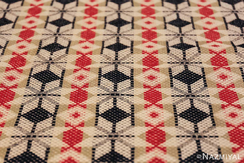 antique ingrain american rug 2628 stars Nazmiyal