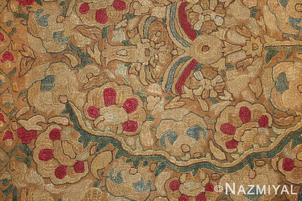 antique ottoman embroidery 41494 field cu Nazmiyal