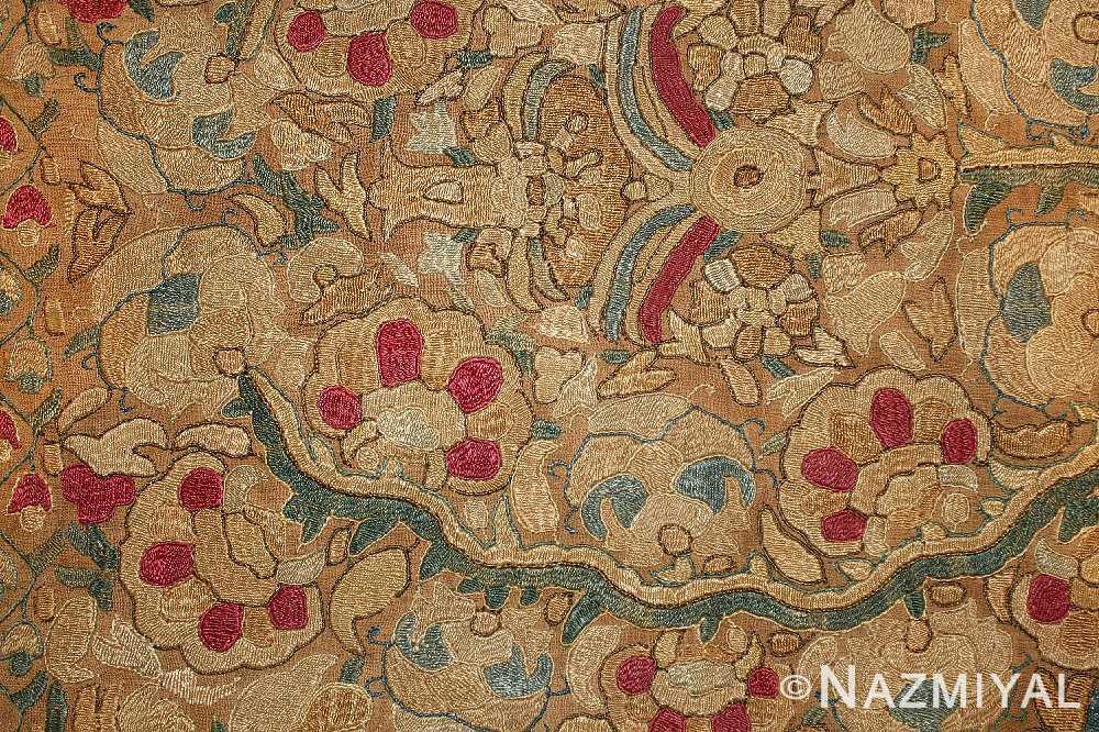 antique ottoman embroidery 41494 field cu Nazmiyal