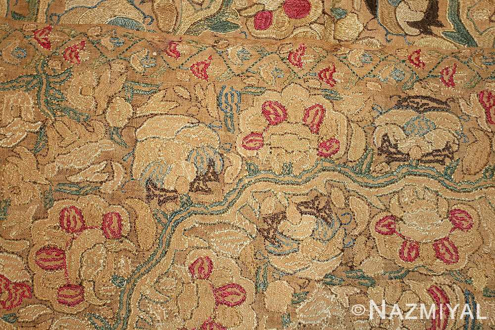 antique ottoman embroidery 41494 weave Nazmiyal