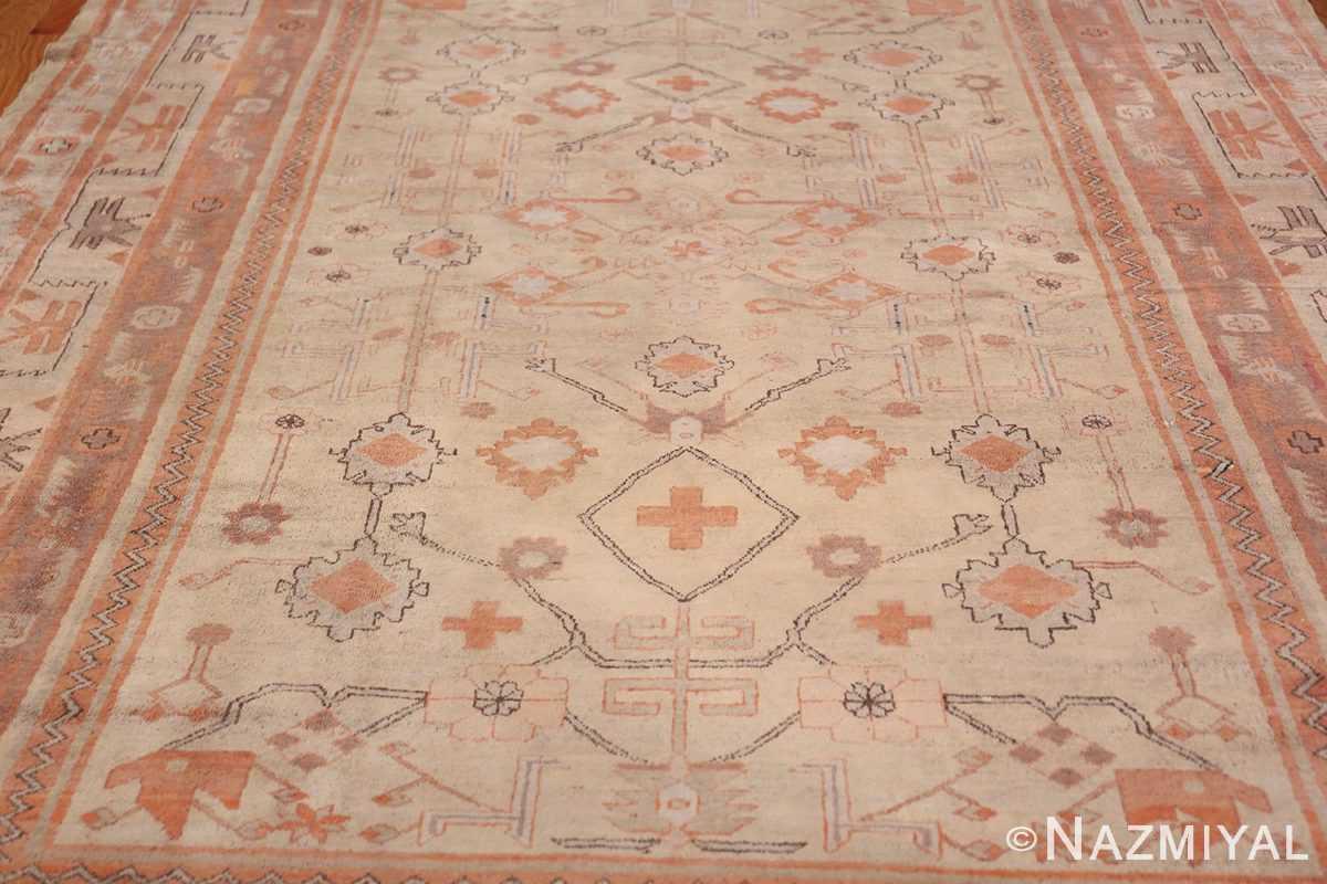 Antique Khotan Rug 40447 Field Design Nazmiyal