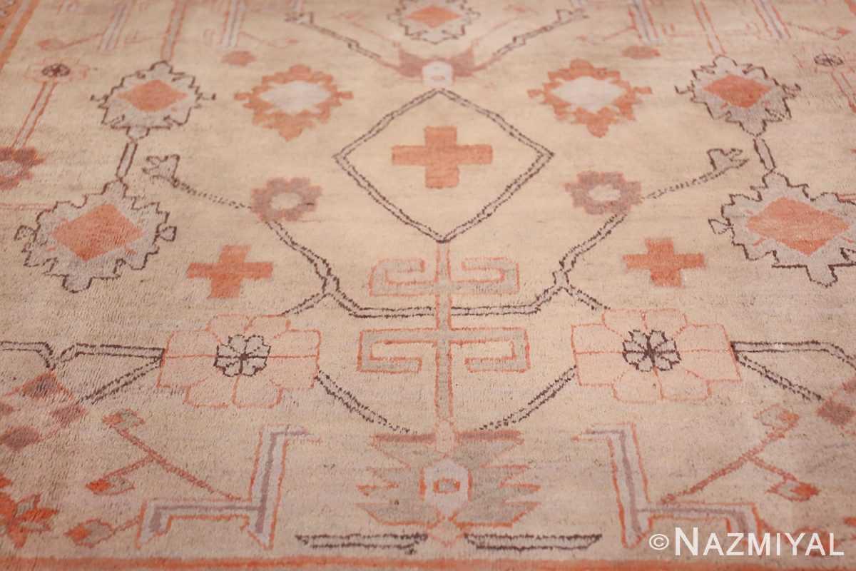 Antique Khotan Rug 40447 Lower Part Nazmiyal
