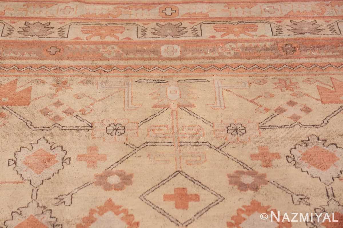Antique Khotan Rug 40447 Upper Design Nazmiyal