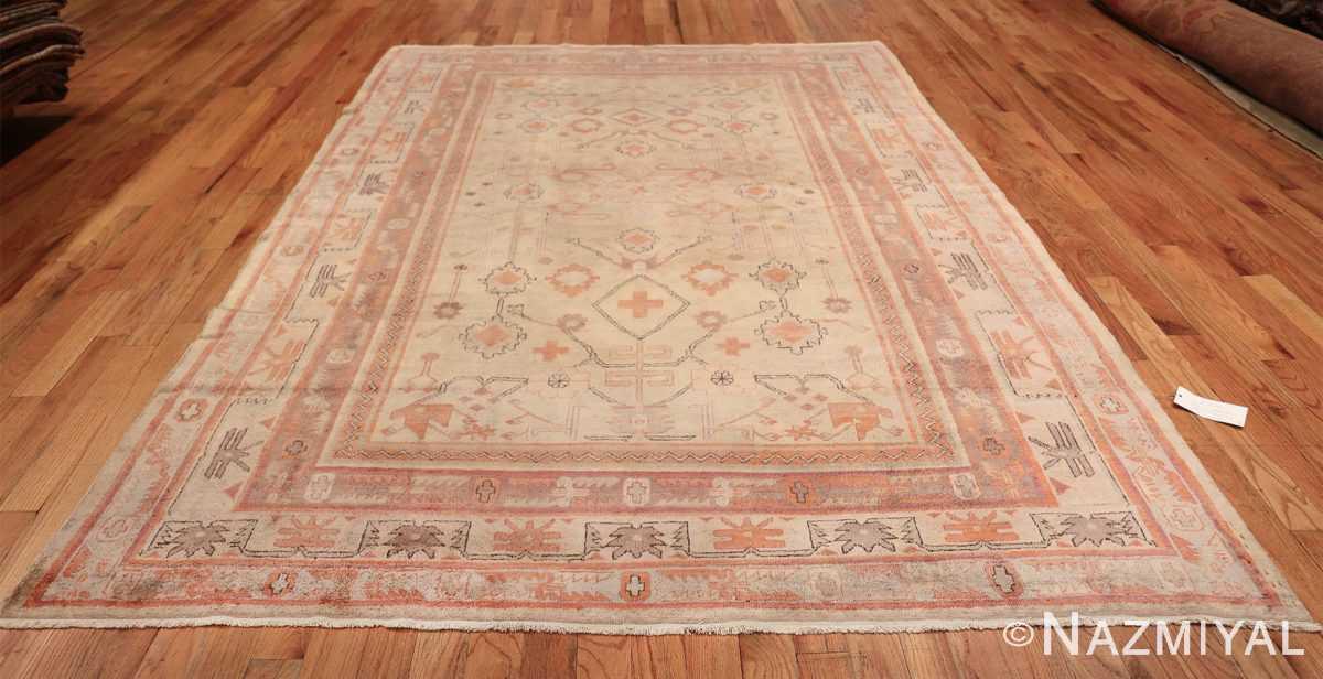 Antique Khotan Rug 40447 Whole Design Nazmiyal