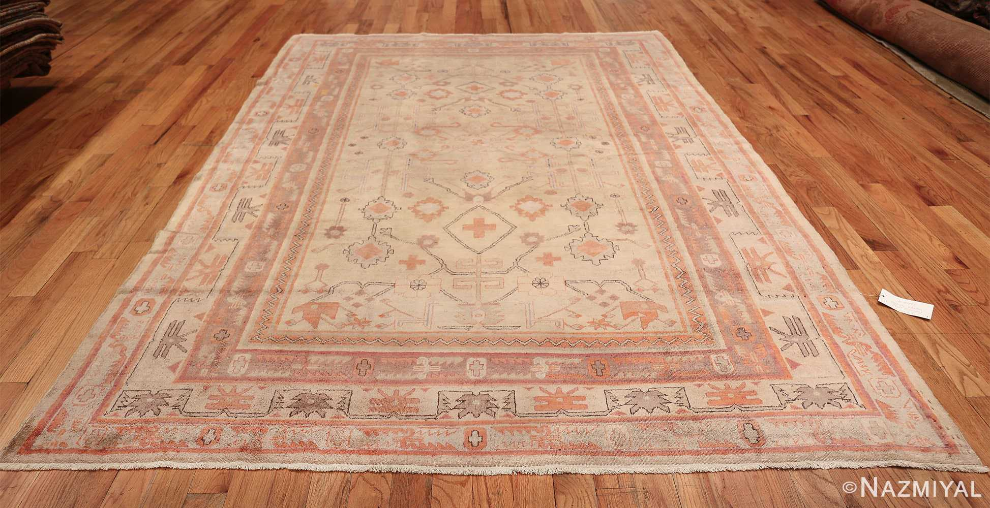 Antique Khotan Rug 40447 Whole Design Nazmiyal