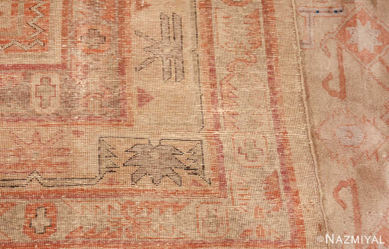 Antique Khotan Rug 40447 Woven Knots Nazmiyal