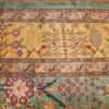 antique indian agra rug 40317 border light Nazmiyal