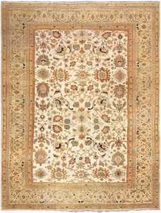 antique ziegler sultanabad rug from sigmund freud 3382 Nazmiyal