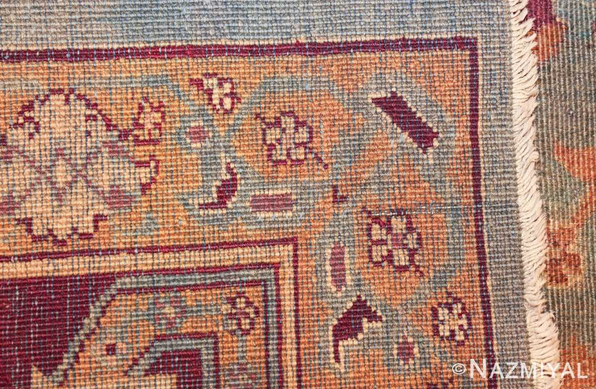 Antique Agra Oriental Rug 41461 By Nazmiyal Nyc