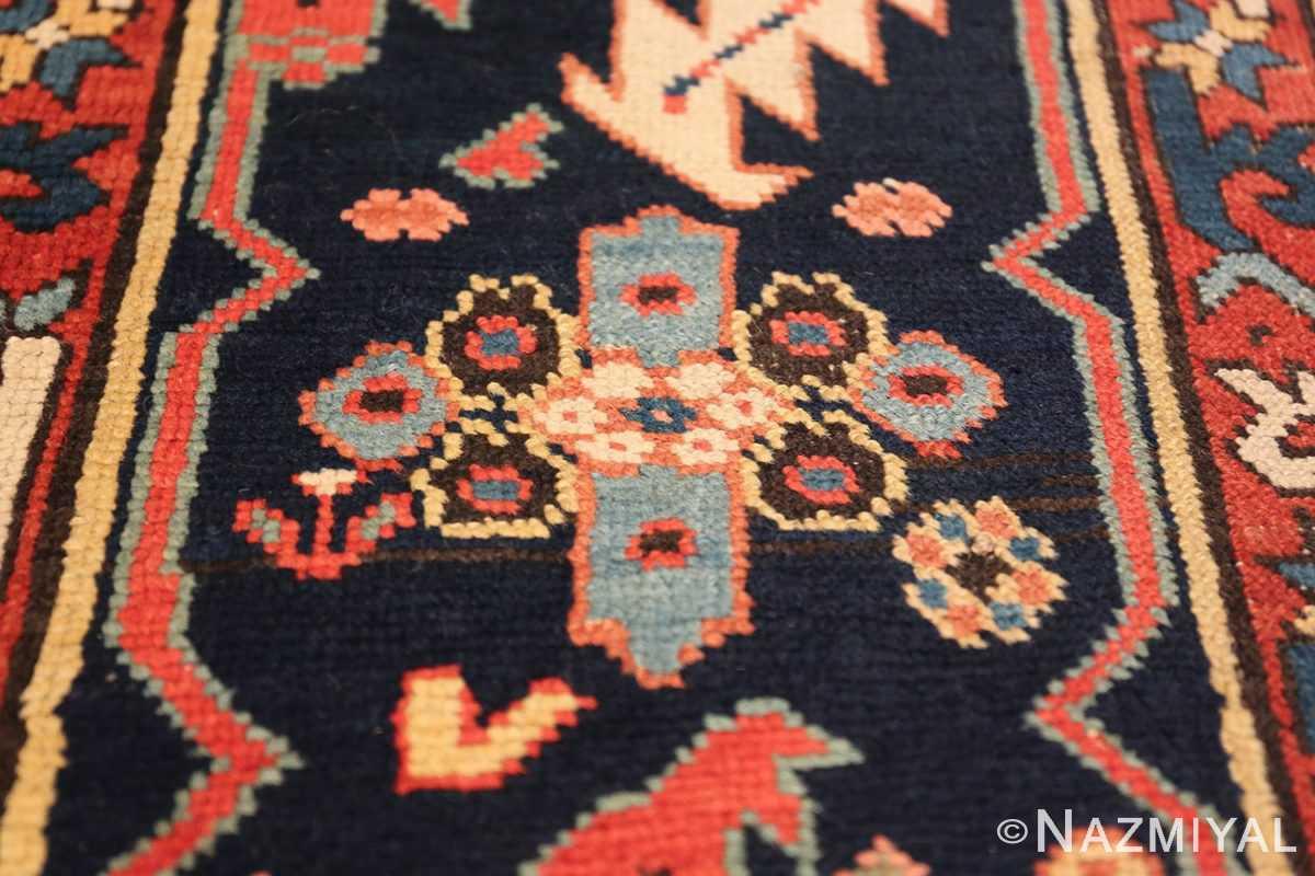 Antique Northwest Persian Rug 2918 Blue Star Nazmiyal