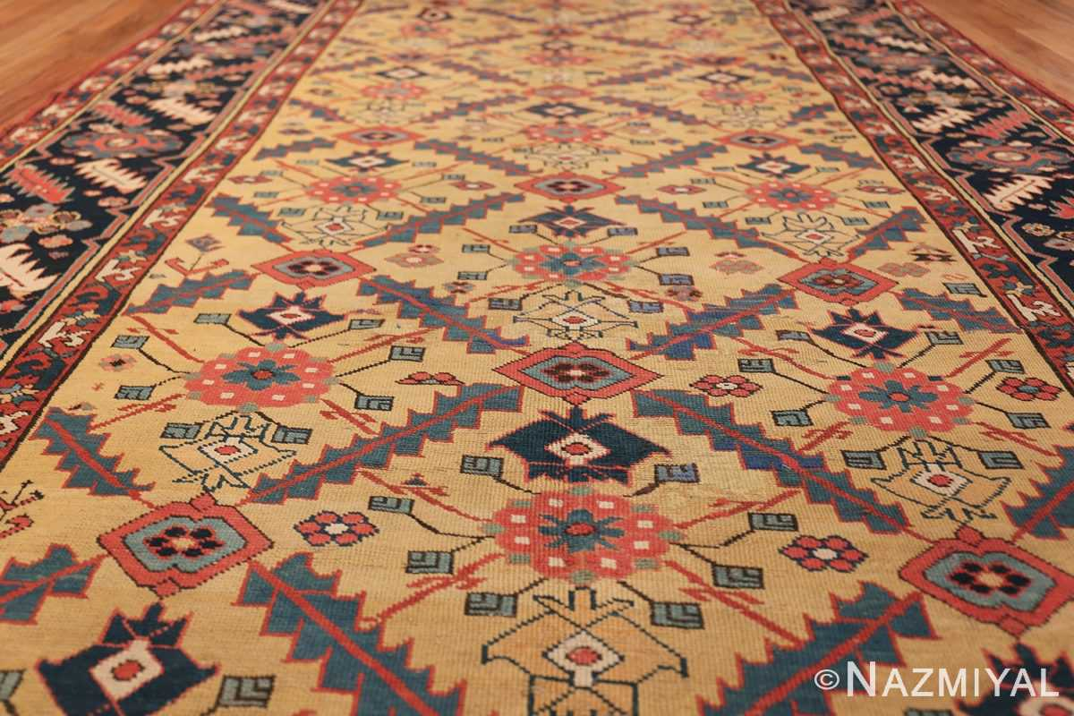 Antique Northwest Persian Rug 2918 Field Low Angle Nazmiyal