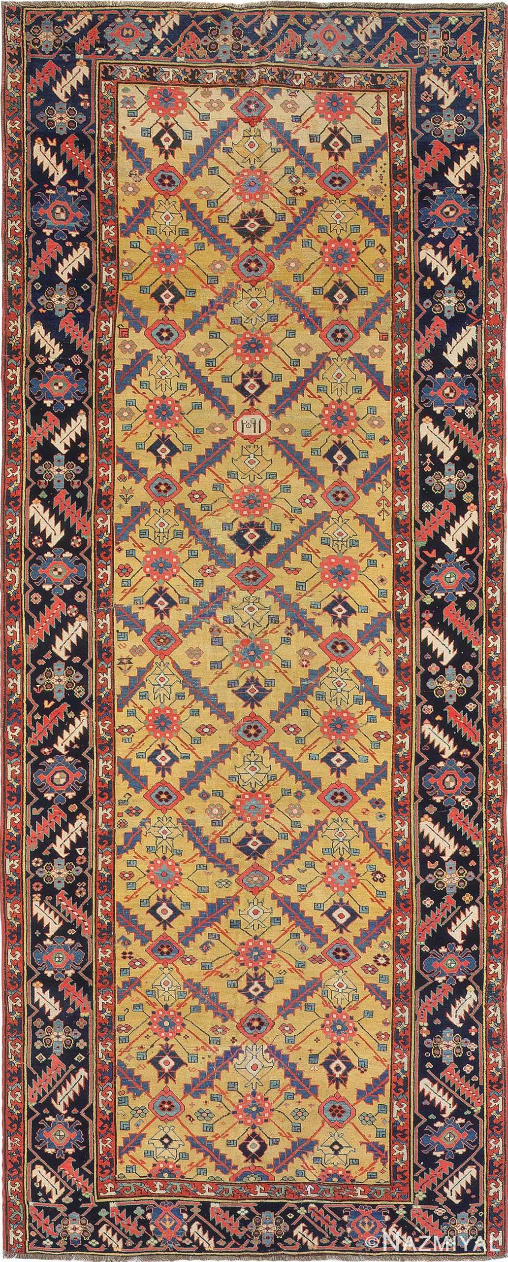 Antique Northwest Persian Rug 2918 Nazmiyal