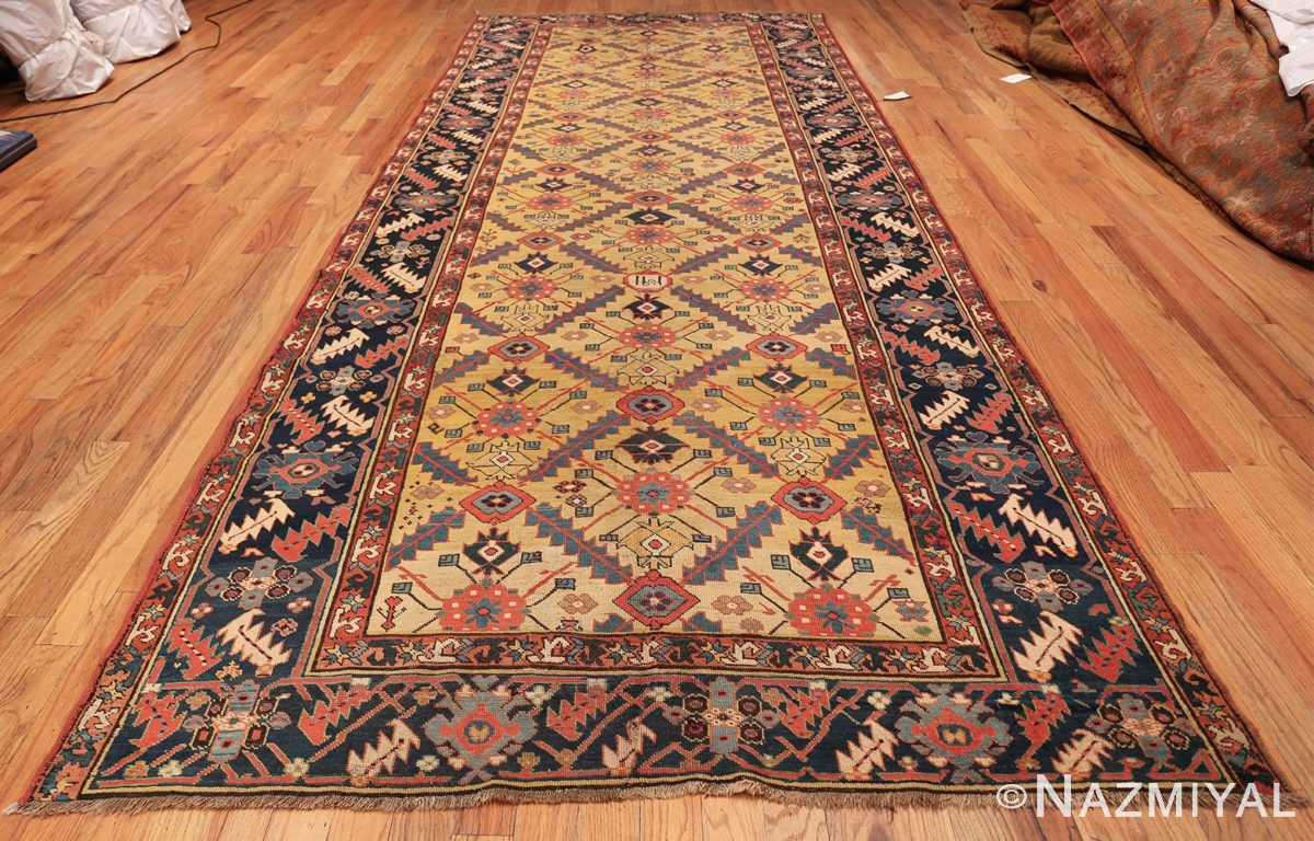 Antique Northwest Persian Rug 2918 Whole Design Nazmiyal