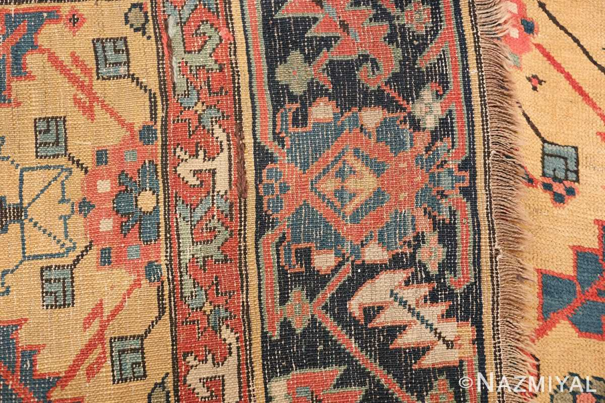 Antique Northwest Persian Rug 2918 Woven Knots Nazmiyal