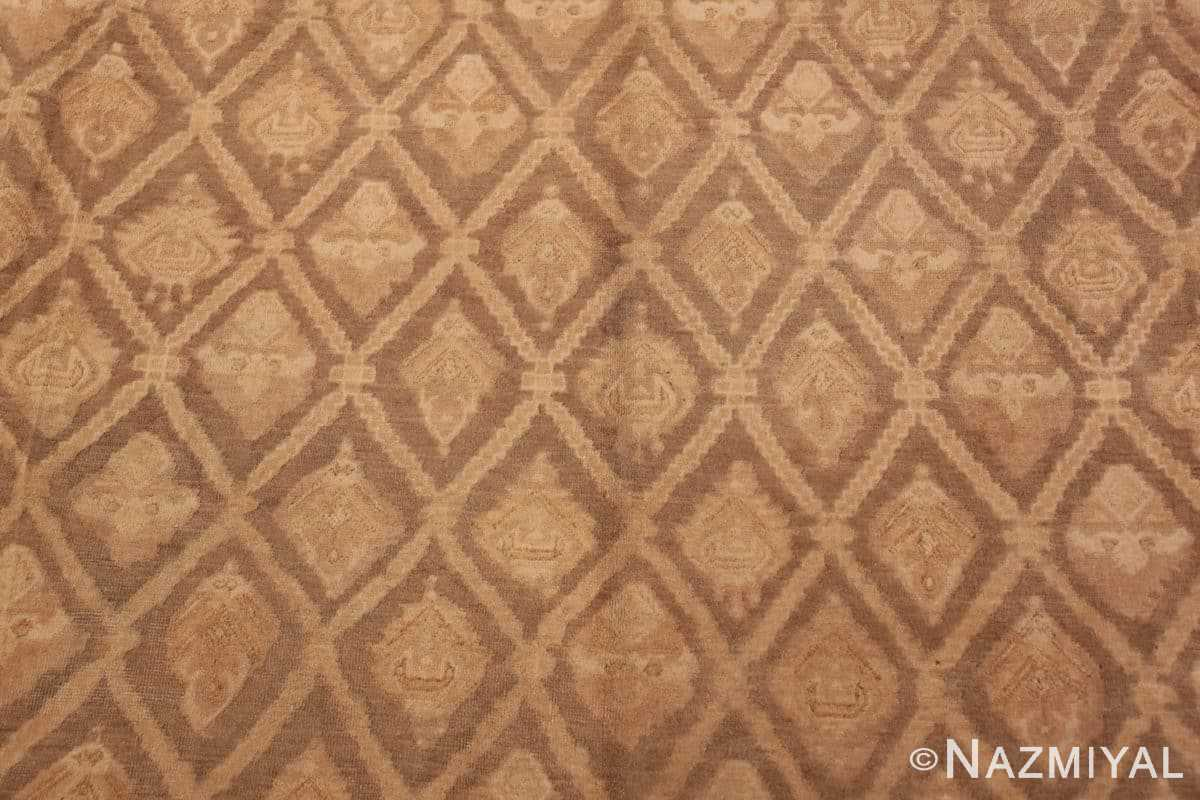 Background Antique Khotan carpet 40808 by Nazmiyal
