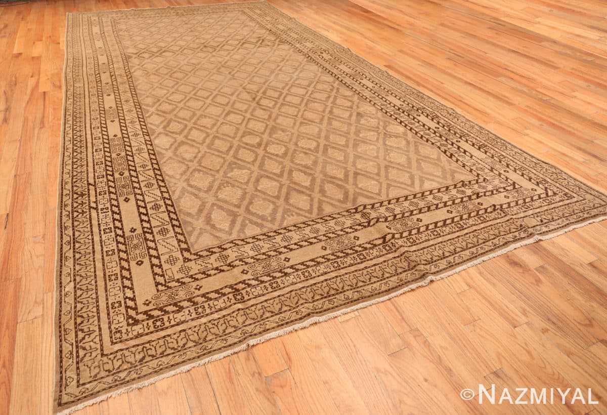 Full Antique Khotan carpet 40808 by Nazmiyal
