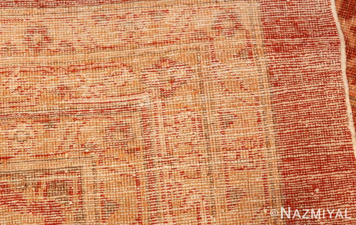 large allover design decorative antique indian amritsar rug 1574 weave Nazmiyal