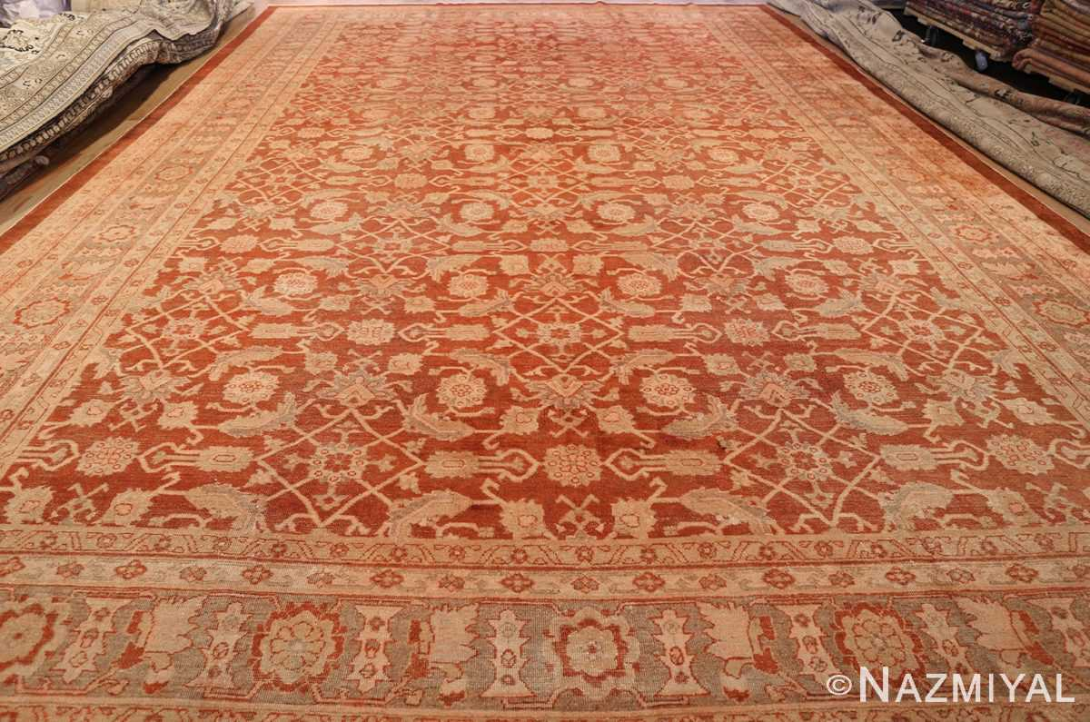 large allover design decorative antique indian amritsar rug 1574 whole Nazmiyal