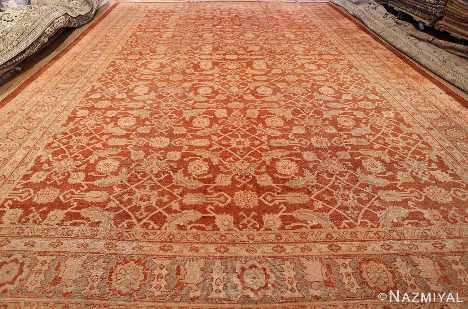 large allover design decorative antique indian amritsar rug 1574 whole Nazmiyal