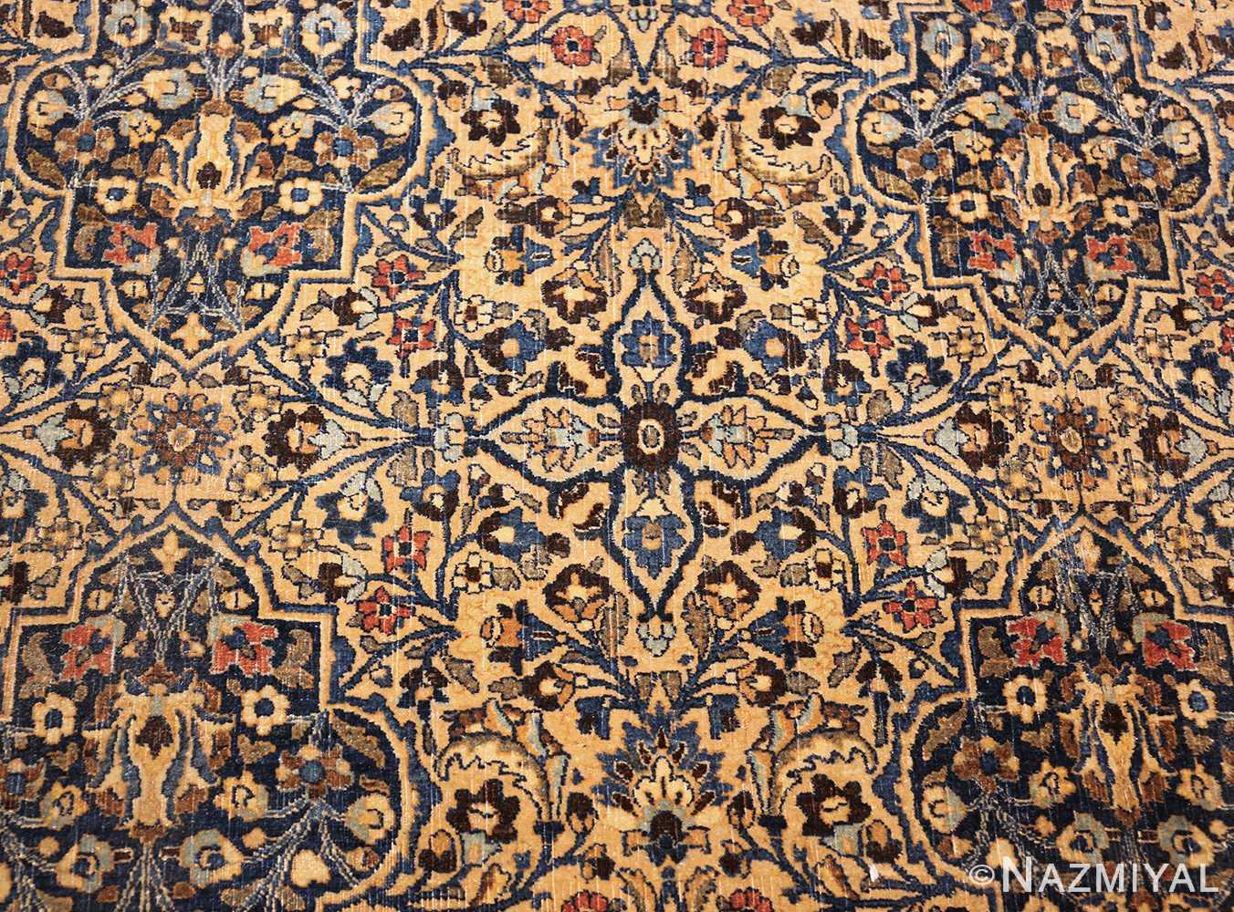 large antique persian khorassan rug 41964 design Nazmiyal