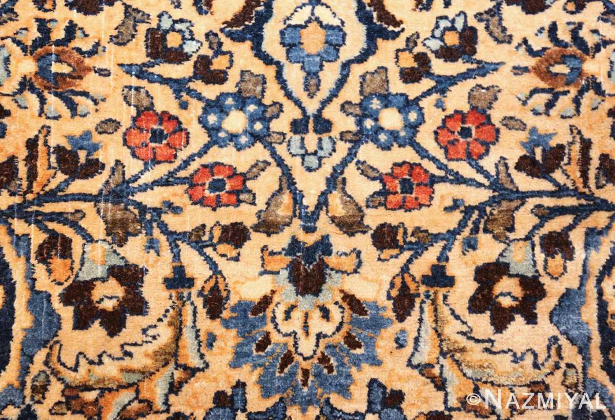 large antique persian khorassan rug 41964 flower Nazmiyal