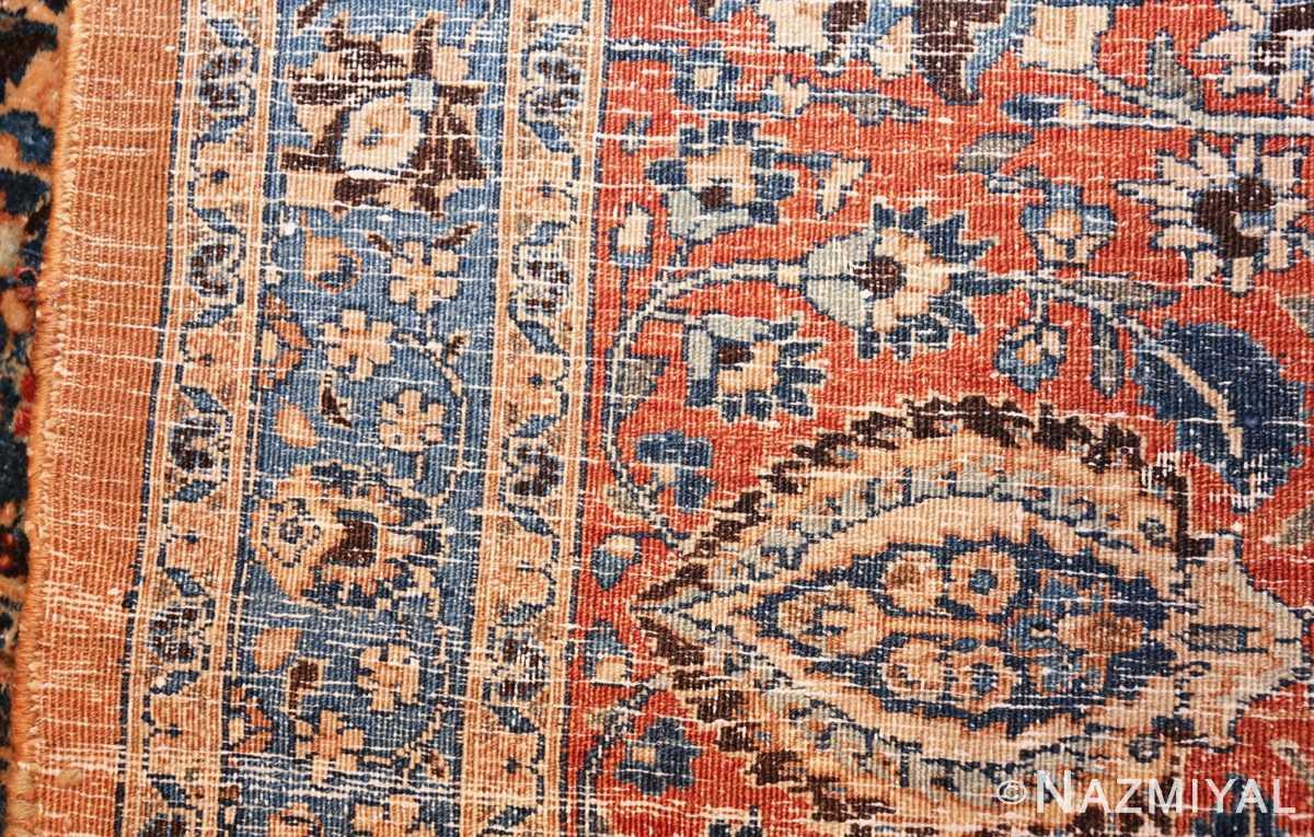 large antique persian khorassan rug 41964 weave Nazmiyal