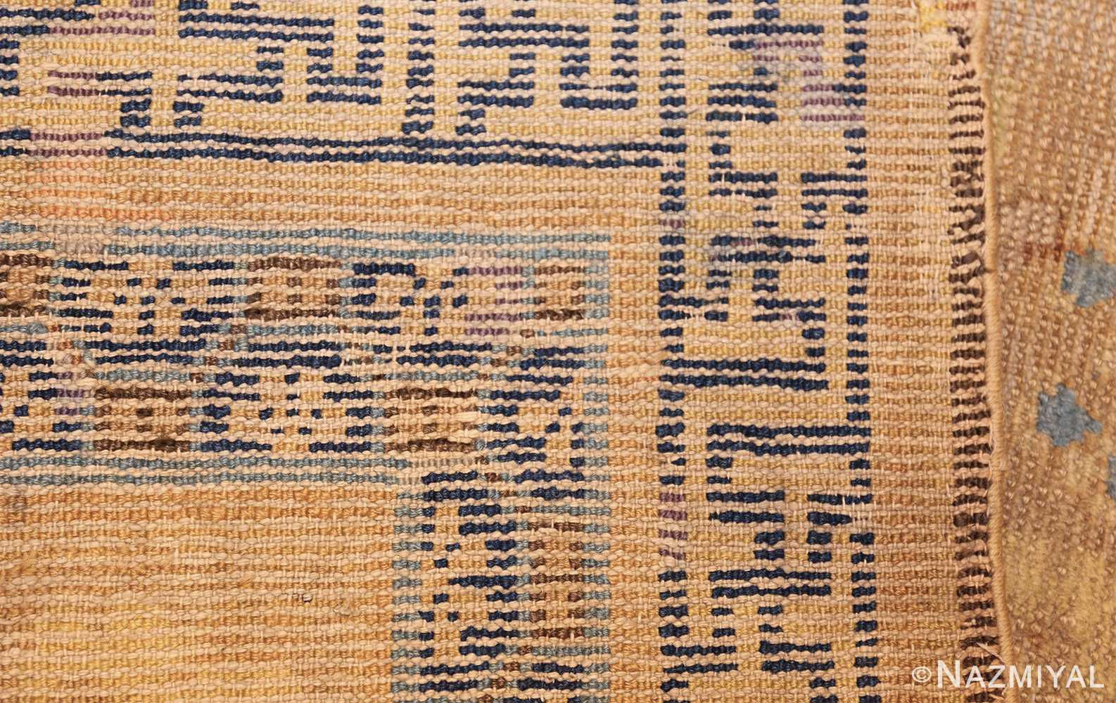 rare antique 17th century chinese ningsia rug 3285 weave Nazmiyal