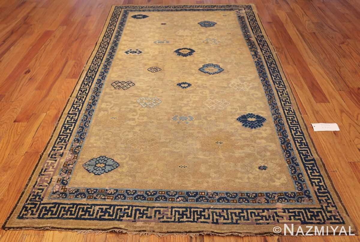 rare antique 17th century chinese ningsia rug 3285 whole Nazmiyal