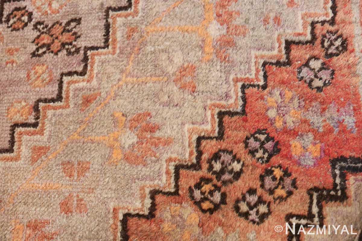 Beautiful and Decorative Antique Khotan Rug 42381 Closeup Texture Nazmiyal