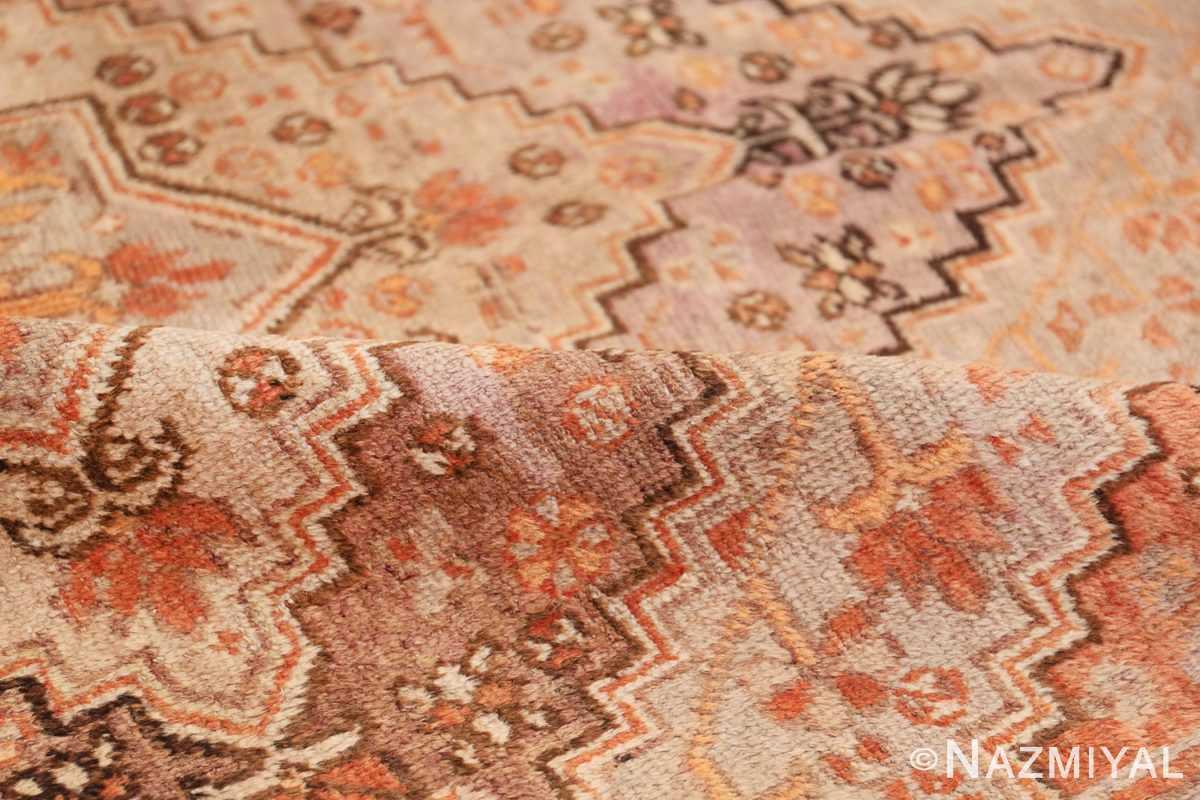 Beautiful and Decorative Antique Khotan Rug 42381 Geometric Pile Nazmiyal