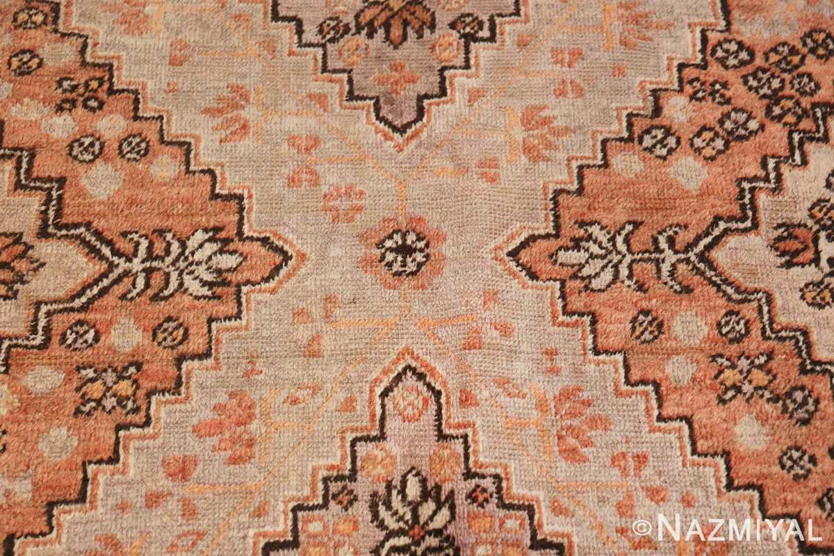 Beautiful and Decorative Antique Khotan Rug 42381 Line Blue Lines Nazmiyal