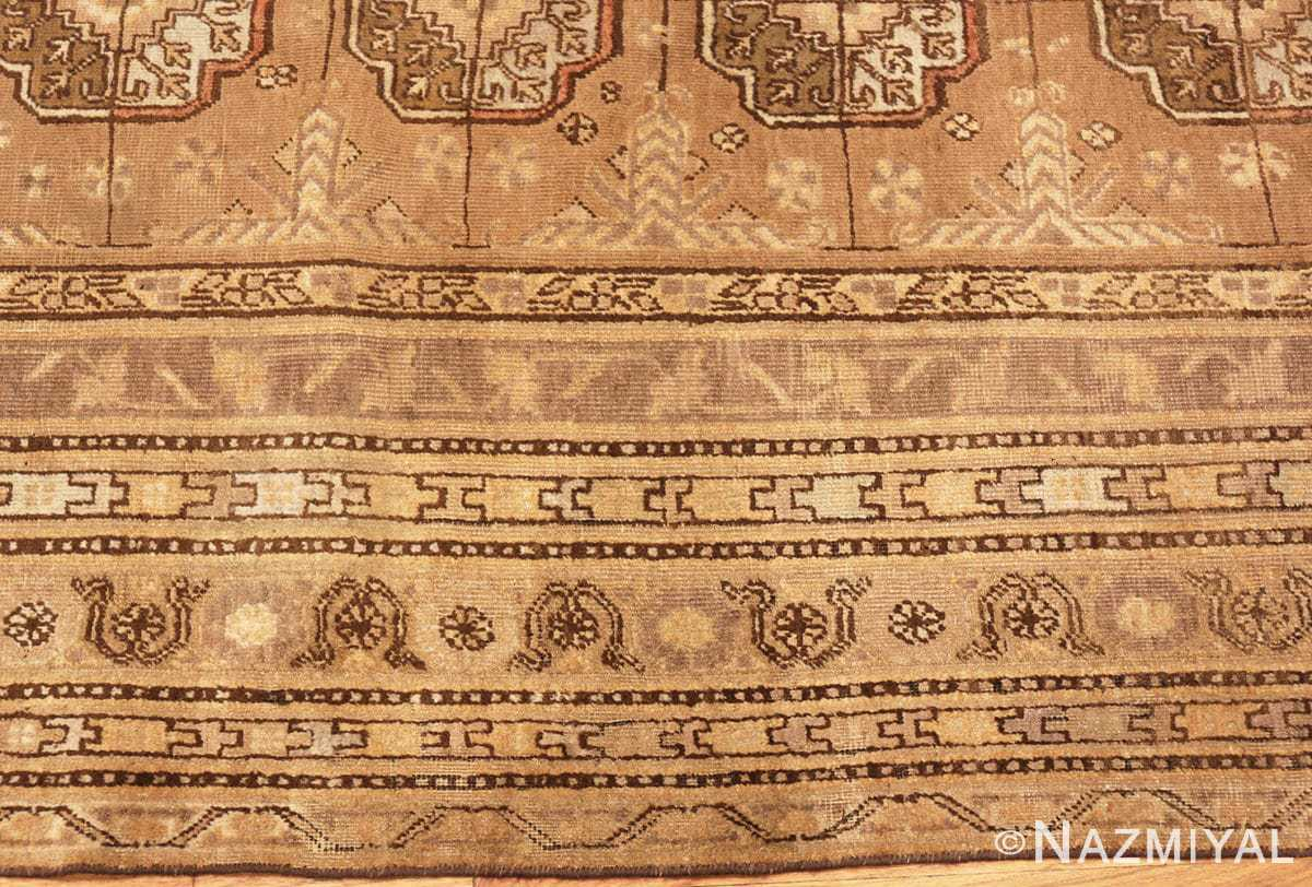 Border Picture of Antique Khotan Rug 42526 by nazmiyal