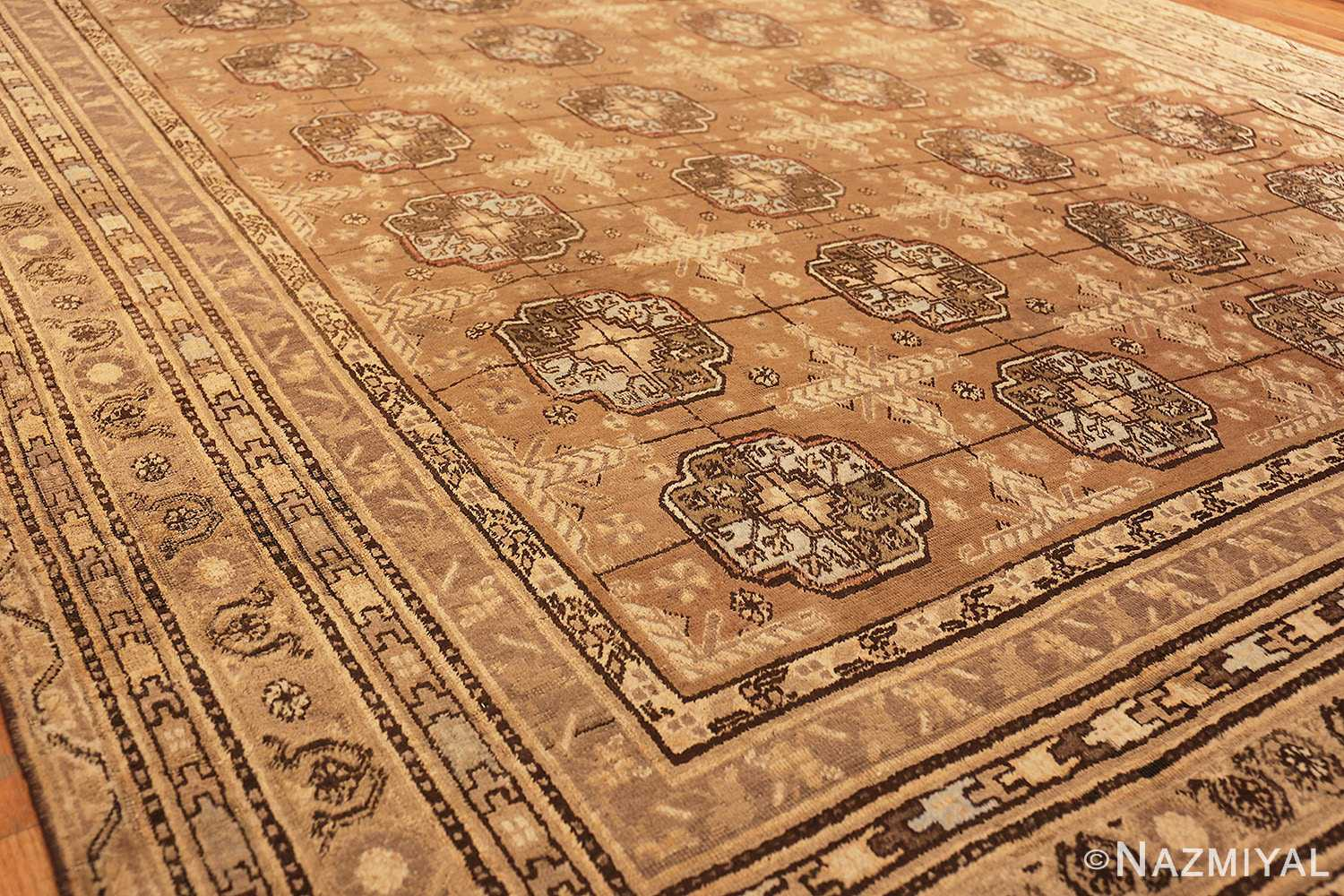 Side Picture of Antique Khotan Rug 42526 by Nazmiyal