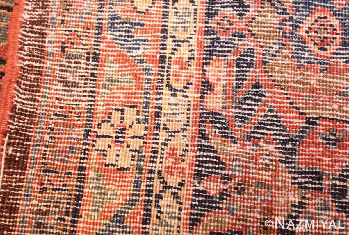 antique persian tabriz rug 42458 weave Nazmiyal