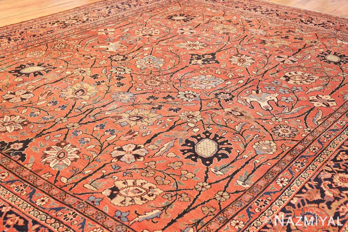 antique persian tabriz rug 42458 whole Nazmiyal