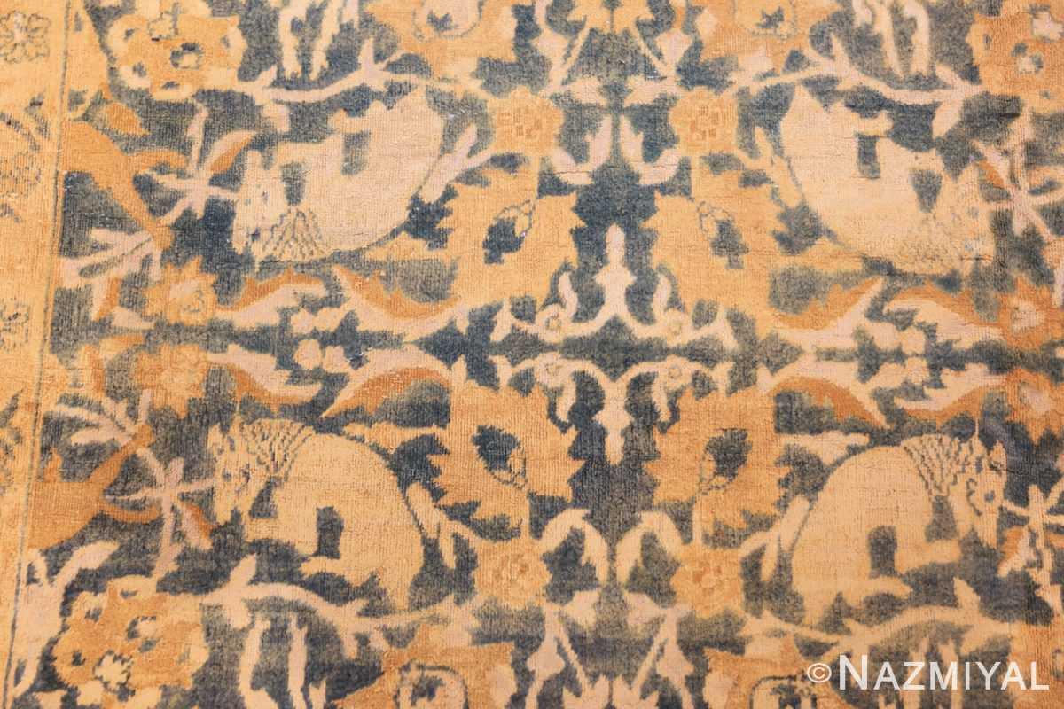 antique indian oriental rug 42095 four Nazmiyal