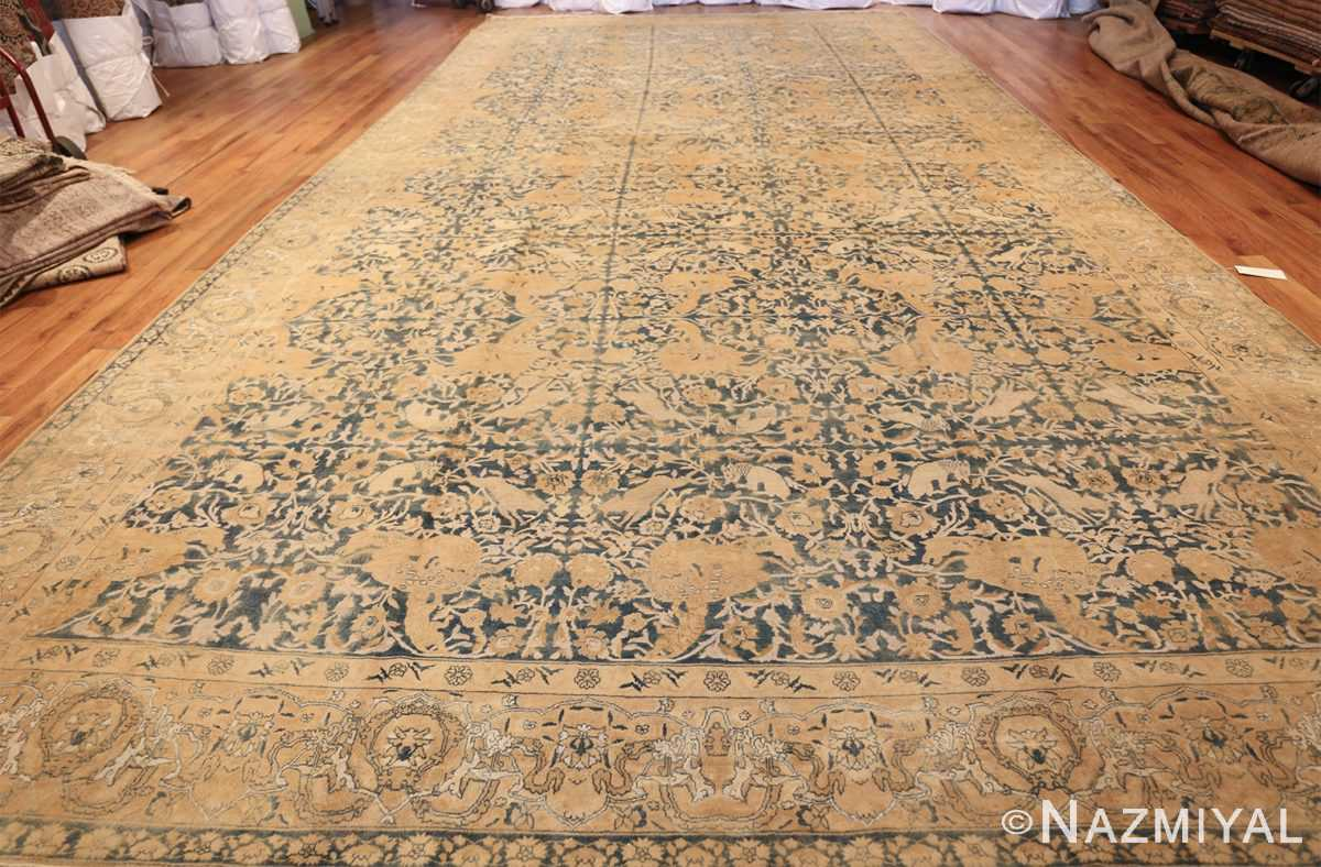 antique indian oriental rug 42095 whole Nazmiyal