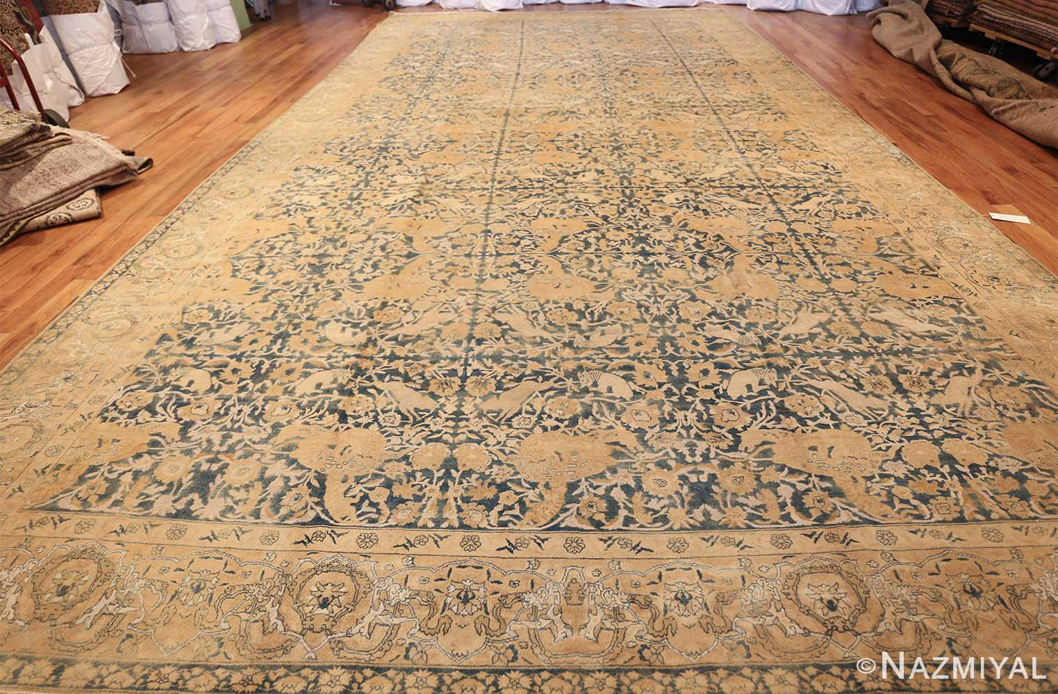 antique indian oriental rug 42095 whole Nazmiyal