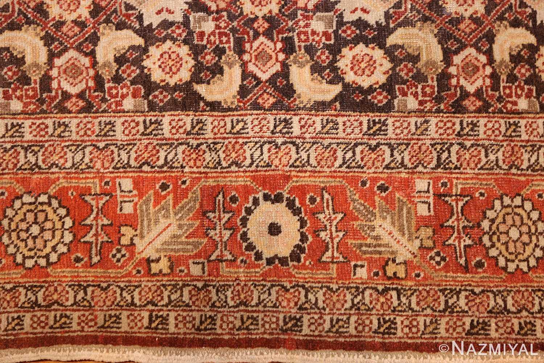fine antique persian tabriz rug 42699 border Nazmiyal