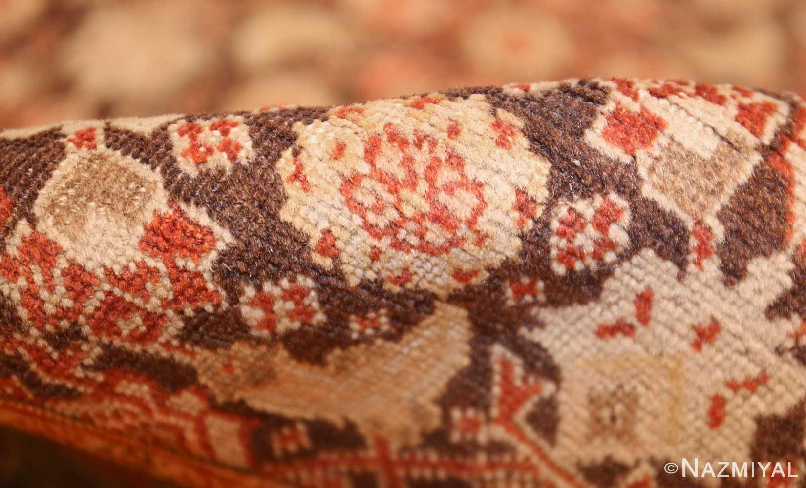 fine antique persian tabriz rug 42699 pile Nazmiyal