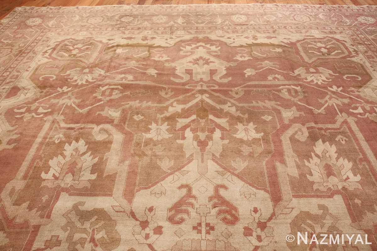 Large Antique Indian Amritsar Rug 41047 Top Design Nazmiyal