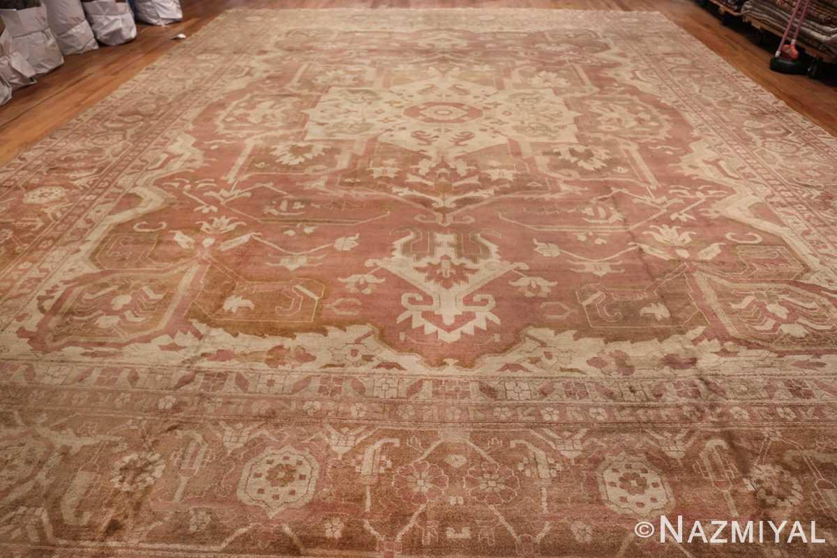 Large Antique Indian Amritsar Rug 41047 Whole Design Nazmiyal
