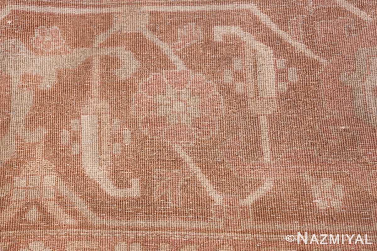 Large Antique Indian Amritsar Rug 41047 Woven Knots Nazmiyal