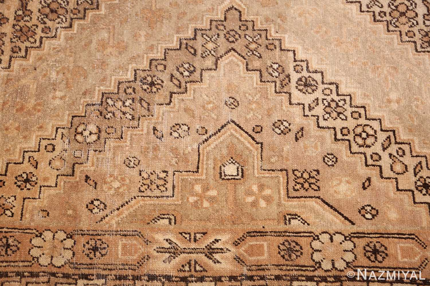 large antique khotan rug 42383 side Nazmiyal